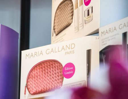 1Produits cosmétique Maria Galland Paris - Institu de beauté L'Eden à Jougne