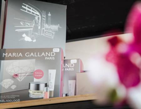 2Produits cosmétique Maria Galland Paris - Institu de beauté L'Eden à Jougne